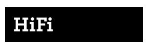 Logotype - HIFI Klubben