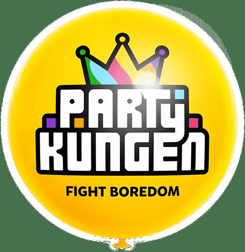 Logotype - Partykungen