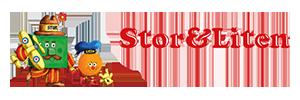 Logotype - Stor&Liten